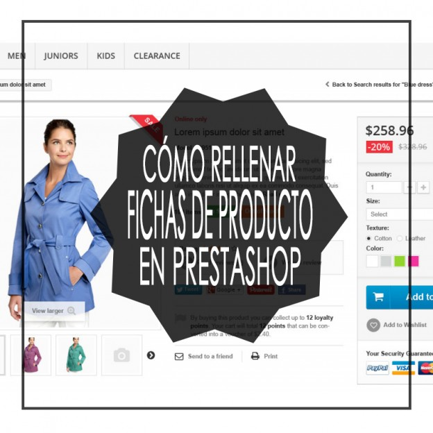 SEO ON PAGE PRESTASHOP 01