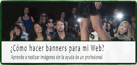 Como hacer banners