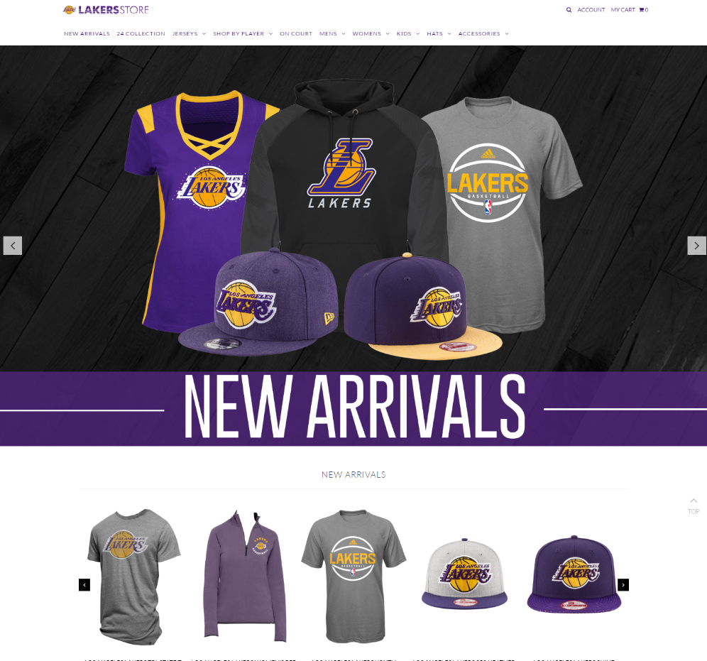 lakers store coupons