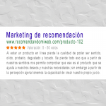 Marketing de recomendacion, un debe en tu estrategia digital