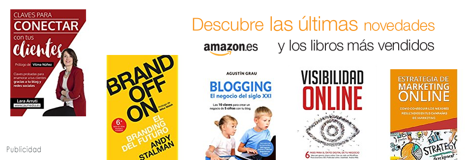 Aprende más con los libros de Marketing Digital