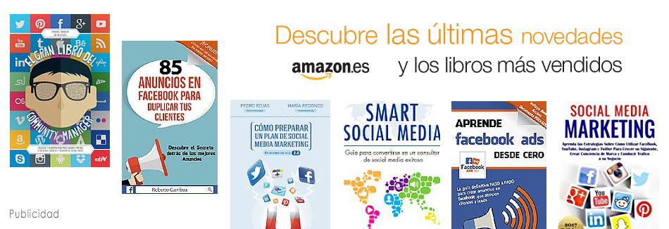 Aprende más con los libros de Social Media Marketing