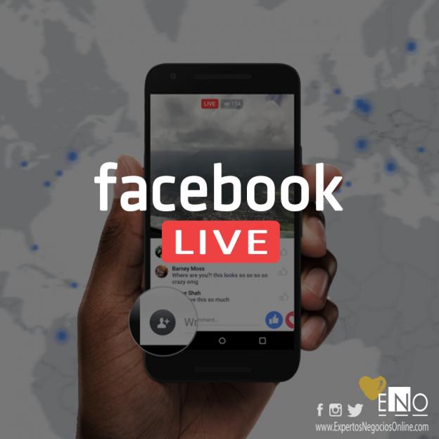 como usar facebook live