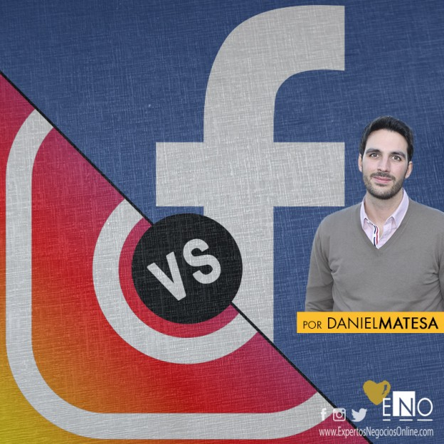 Diferencias entre Facebook vs Instagram