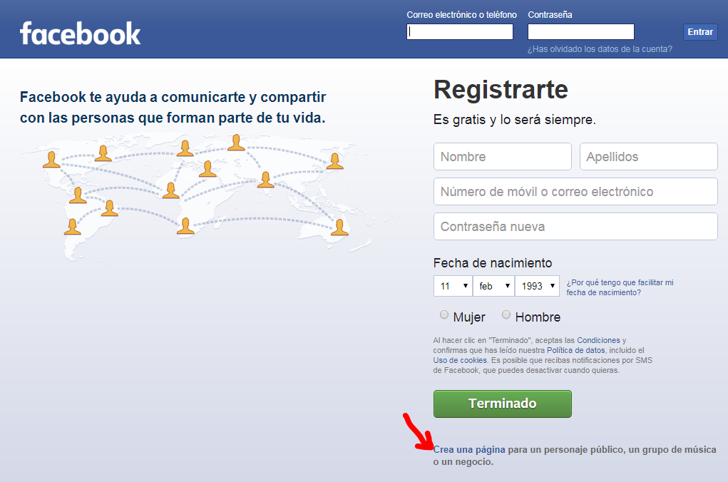 tienda facebook | Marketing en facebook
