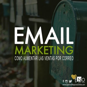 marketing por email y marketing por correo electrónico