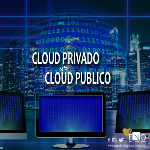 Diferencias entre Cloud público vs Cloud privado