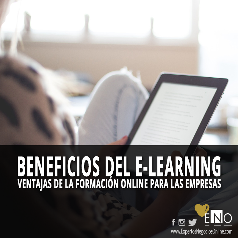 Beneficios de los cursos e-learning para empresas