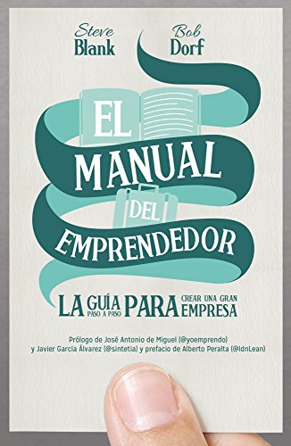 ebooks para un emprendedor - El manual del emprendedor