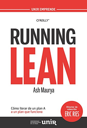 ebooks emprendedores - Running Lean