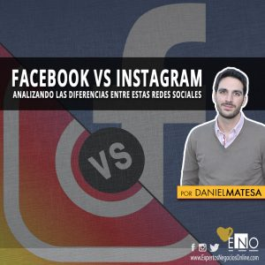 Diferencias Facebook vs Instagram