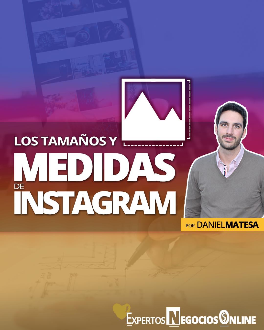 Tamaños historias Instagram | medidas publicacion Instagram