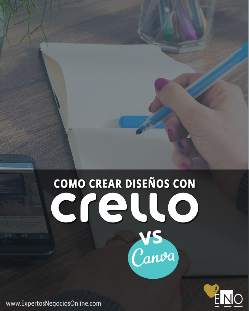 Qué es Crello | plantillas Crello | Crello vs Canva