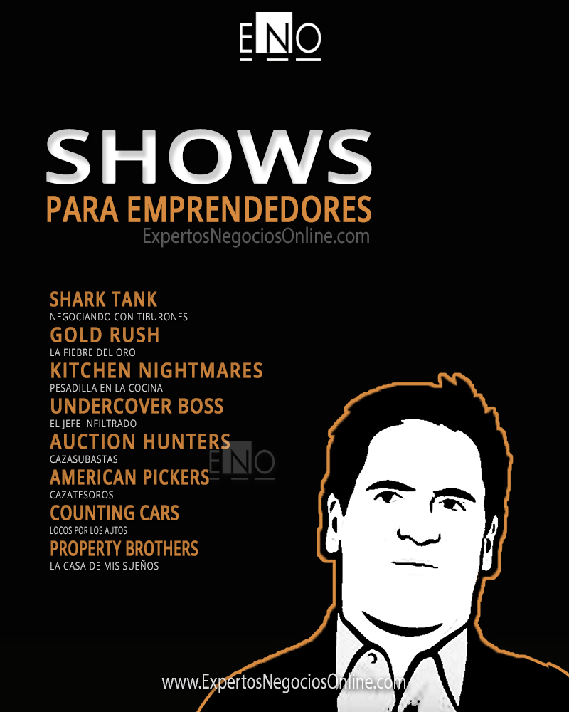 realities shows para emprendedores