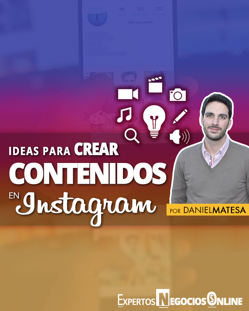 Crear contenidos de valor para Instagram - ideas de post creativos