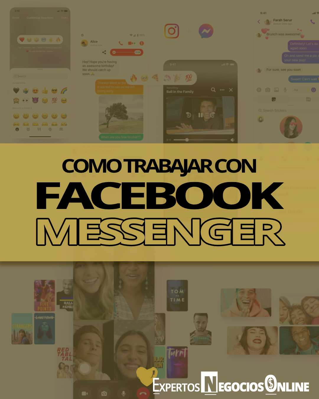 Cómo vender por Messenger Business (Facebook para empresas)