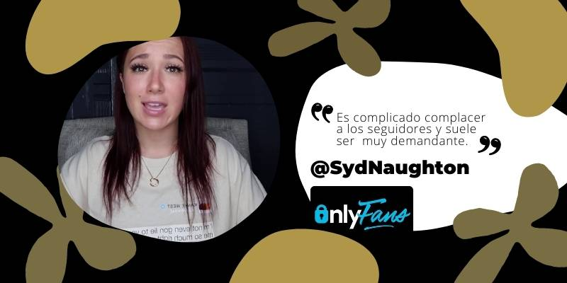 Opiniones onlyfans Syd Naughton